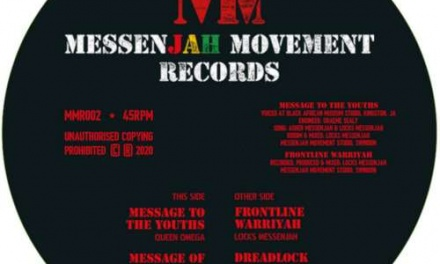 Queen Omega – Message To The Youths/Locks MessenJAH – Frontline Warriyah