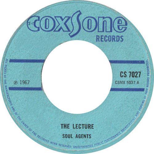 Soul Agents - The Lecture
