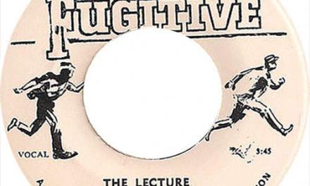The Lecture Riddim