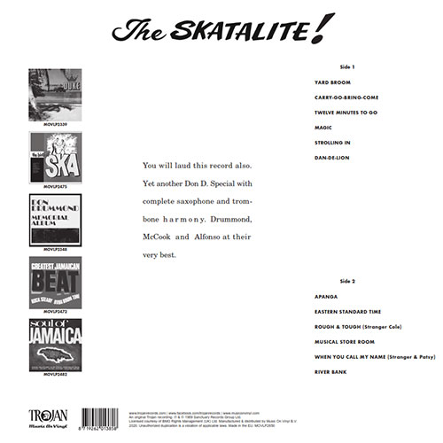 The Skatalite!
