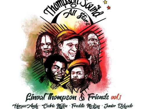 Various – Thompson Sound All-Stars: Linval Thompson & Friends Vol. 1