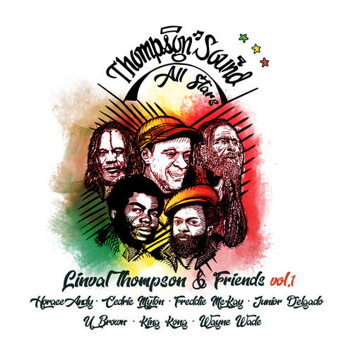 Thompson Sound All-Stars: Linval Thompson & Friends Vol. 1