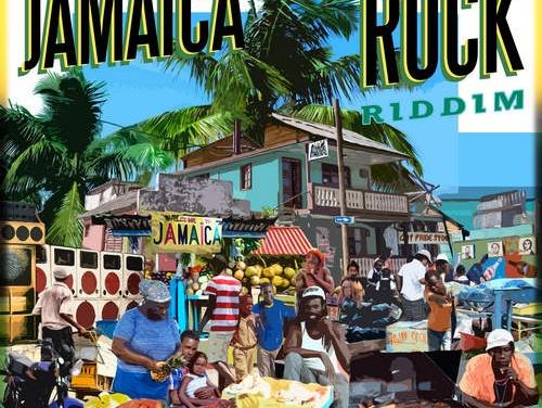Various – Jamaica Rock Riddim