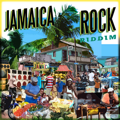 Various - Jamaica Rock Riddim