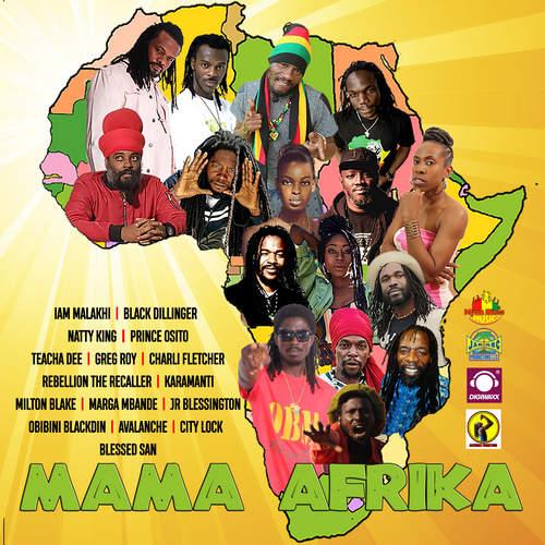 Various - Mama Afrika