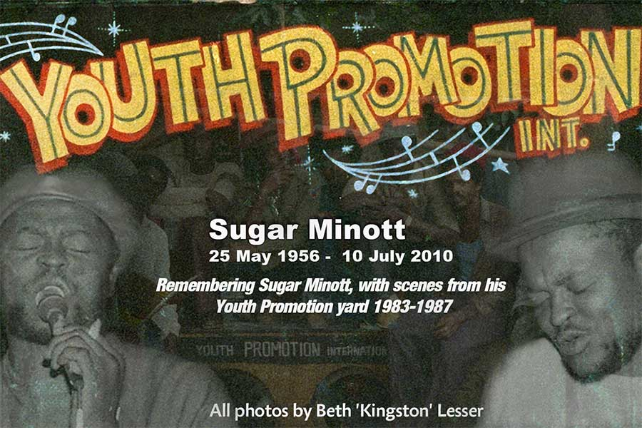 Sugar Minott & Youth Promotion
