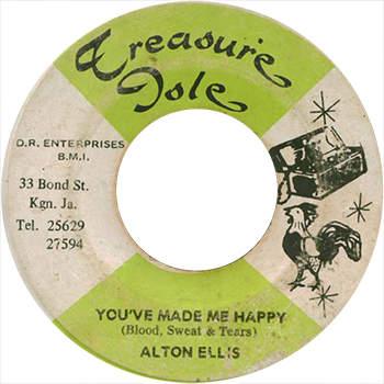 Alton Ellis - You've Made Me Happy