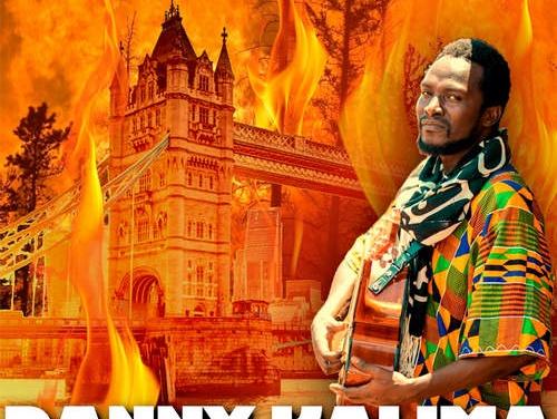 Danny Kalima & The RAW Rhythm Section – London Bridge   New Single