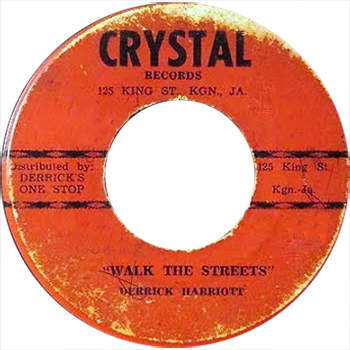 Derrick Harriott - Walk The Streets