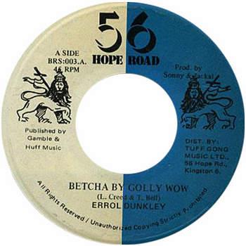 Errol Dunkley - Betcha By Golly Wow