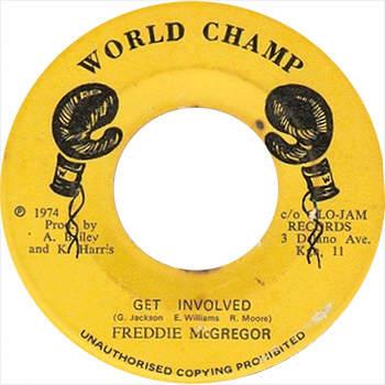 Freddie McGregor - Get Involved
