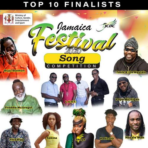 2020 Jamaica Festival Song Competition