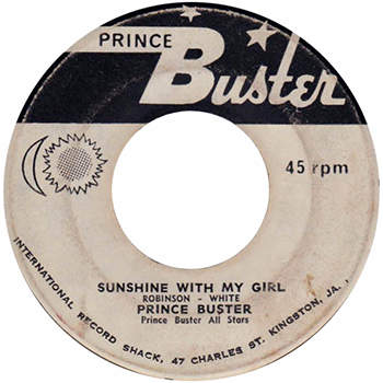 Prince Buster - Sunshine With My Girl