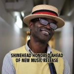 Shinehead honored ahead of new music release