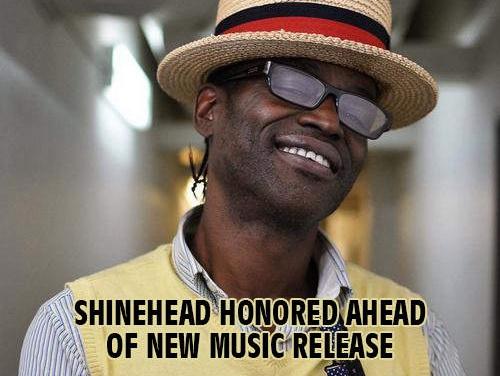 Shinehead honored ahead of new music release