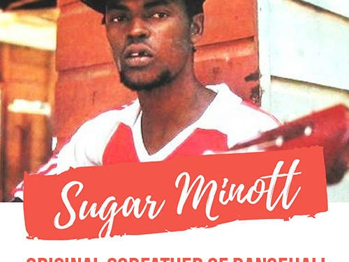 Sugar Minott – Original Godfather Of Dancehall