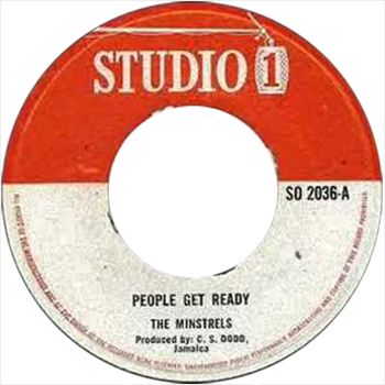 The Minstrels - People Get Ready