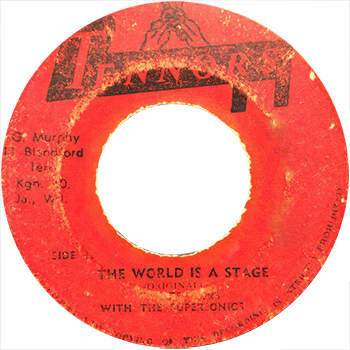 The Tennors - The World Is A Stage
