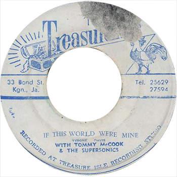 Tyrone Evans - If This World Were Mine