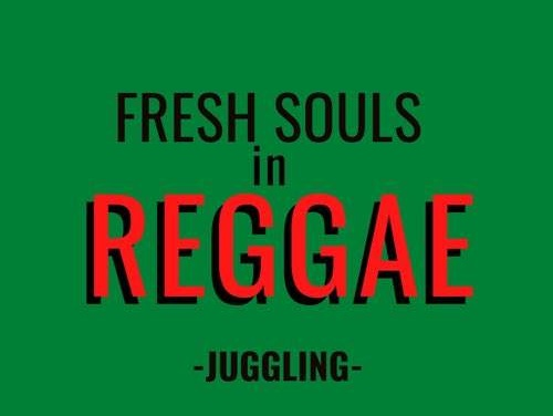 Various – Fresh Souls In Reggae