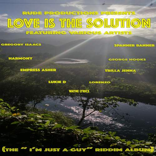 Various – Love Is The Solution