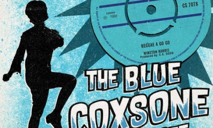 Various – The Blue Coxsone Box Set
