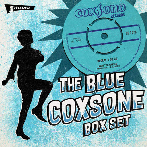 Various - The Blue Coxsone Box Set