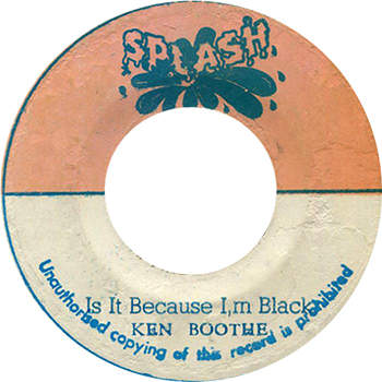 Ken Boothe - Is It Because I'm Black?