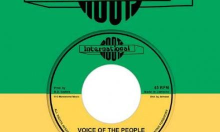 B. B. Seaton – Voice Of The People