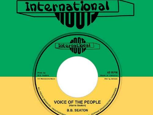 B. B. Seaton – Voice Of The People