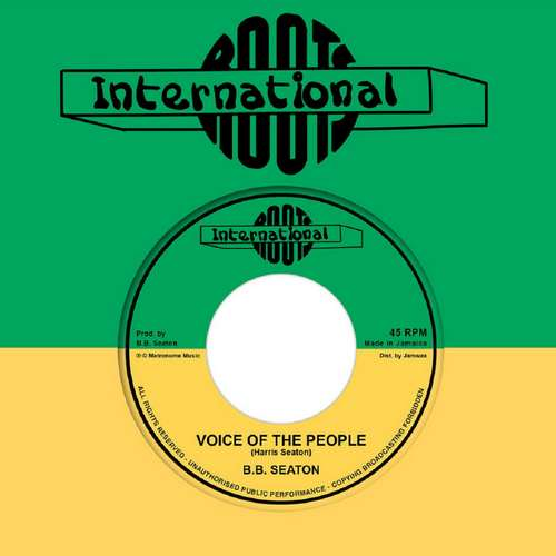 B.B. Seaton - Voice Of The People