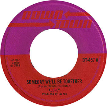 Audrey - Someday We'll Be Together