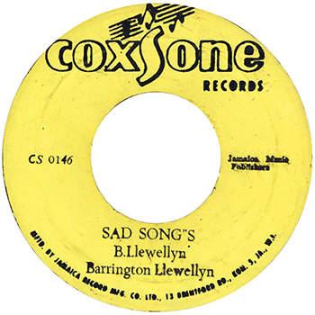 Barry Llewelyn - Sad Song