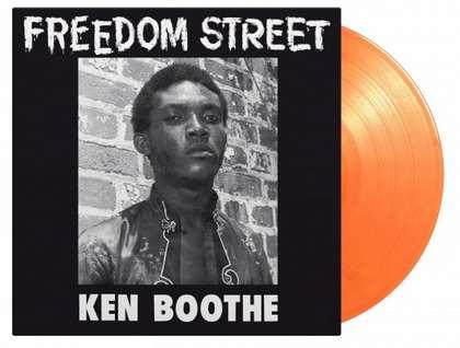Buy Ken Boothe - Freedom Street
