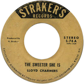 Dave Barker - The Sweeter She Is