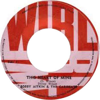 Delroy Wilson - This Old Heart Of Mine