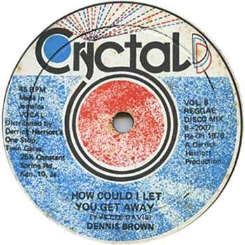 Dennis Brown - How Could I Let You Get Away