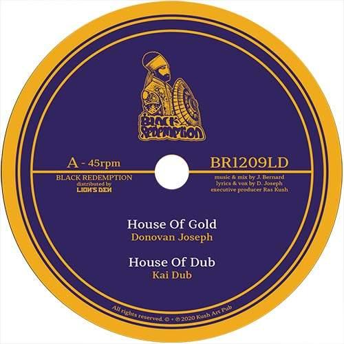 Donovan Joseph - House Of Gold