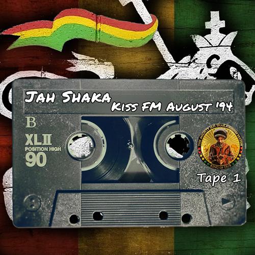 Jah Shaka - Radio Broadcast @ Kiss FM August 1994 [Tape 1]