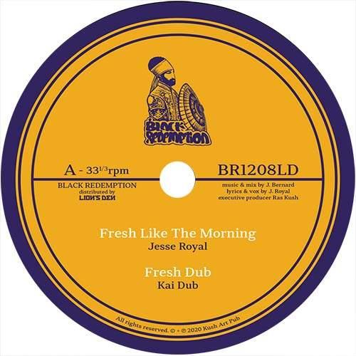 Jesse Royal – Fresh Like The Morning