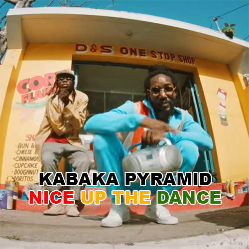 Kabaka Pyramid - Nice Up The Dance