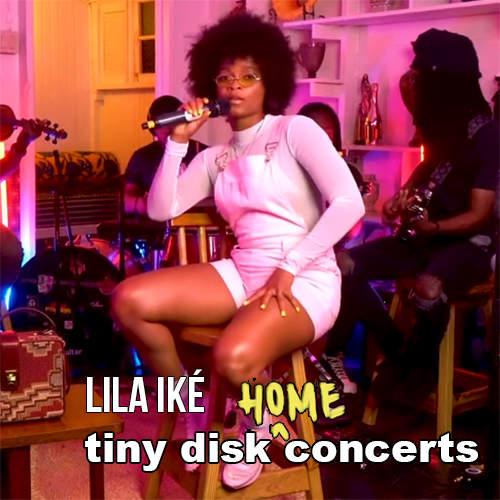 Lila Iké NPR Tiny Desk Home Concerts
