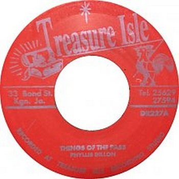 Phyllis Dillon - Thing Of The Past