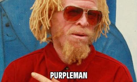 Purpleman – The Original Dancehall General (1962-2020)