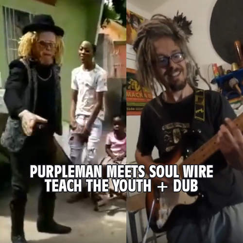 Purpleman meets Soul Wire - Teach The Youth