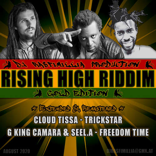Rising High Riddim (Gold Edition)