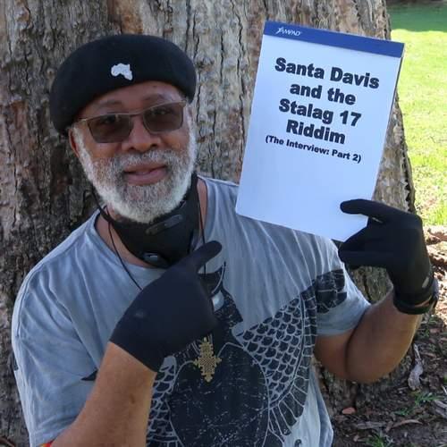 Santa Davis (Photo: Stephen Cooper)