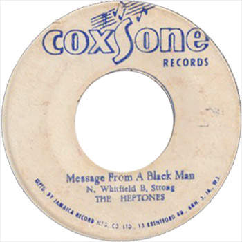 The Heptones – Message From A Black Man