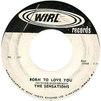 The Sensations - Born To Love You