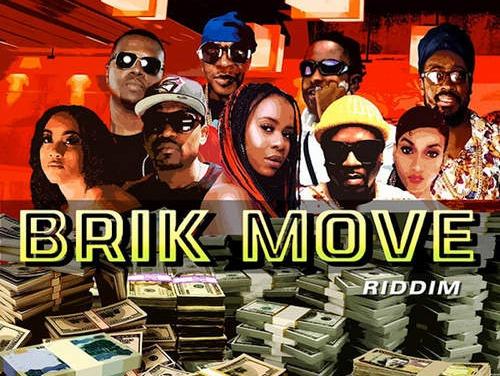 Various – Brik Move Riddim